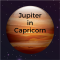 Transiting Jupiter in Capricorn